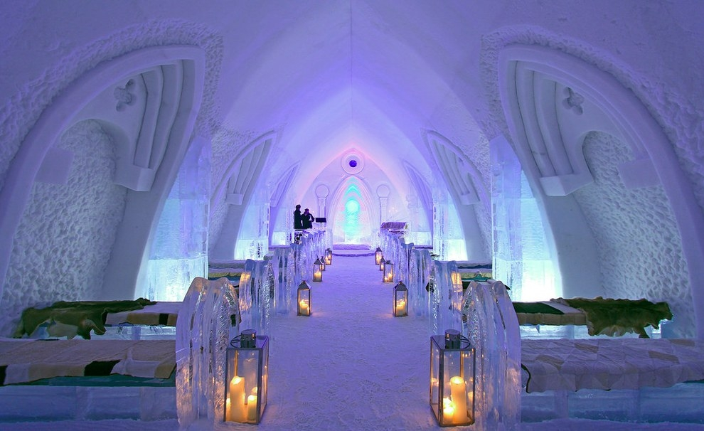 Ice Hotel Great Trips