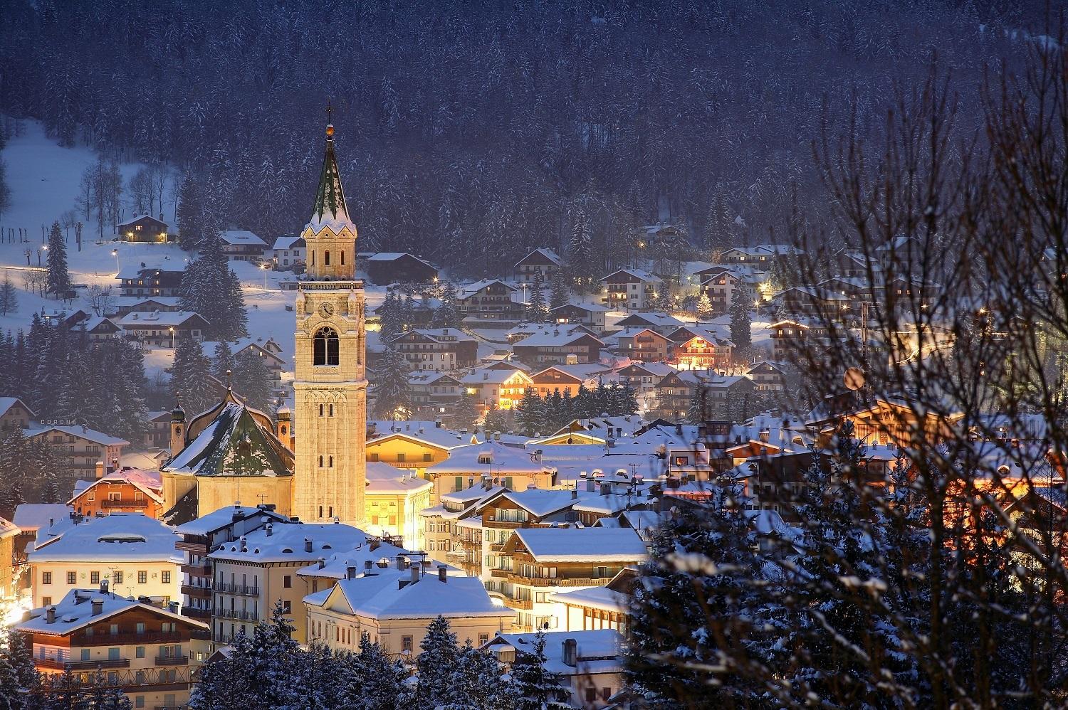 Cortina, Italy
