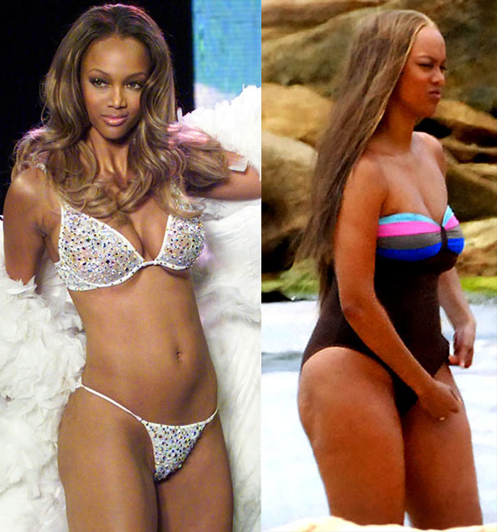 Tyra Banks Now: 25 Celebrities Who Gained Too Much Weight